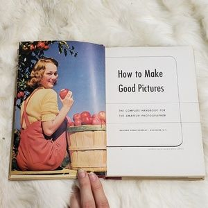 How to Make Good Pictures book from 1943!
